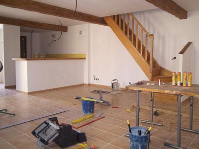 rénovation appartement