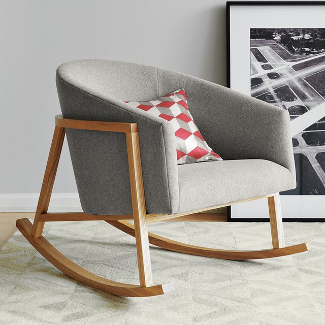 Rocking chair : le mobilier must have