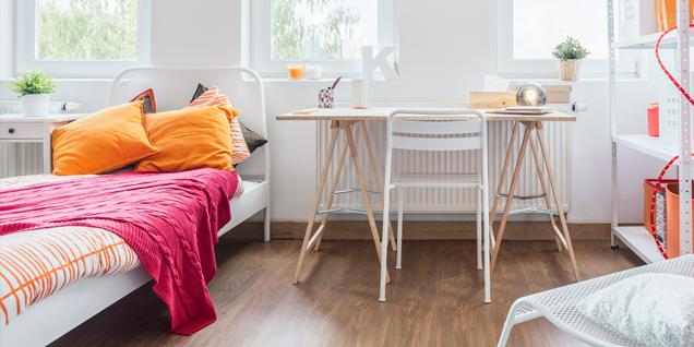 Louer une chambre meublée chez-soi